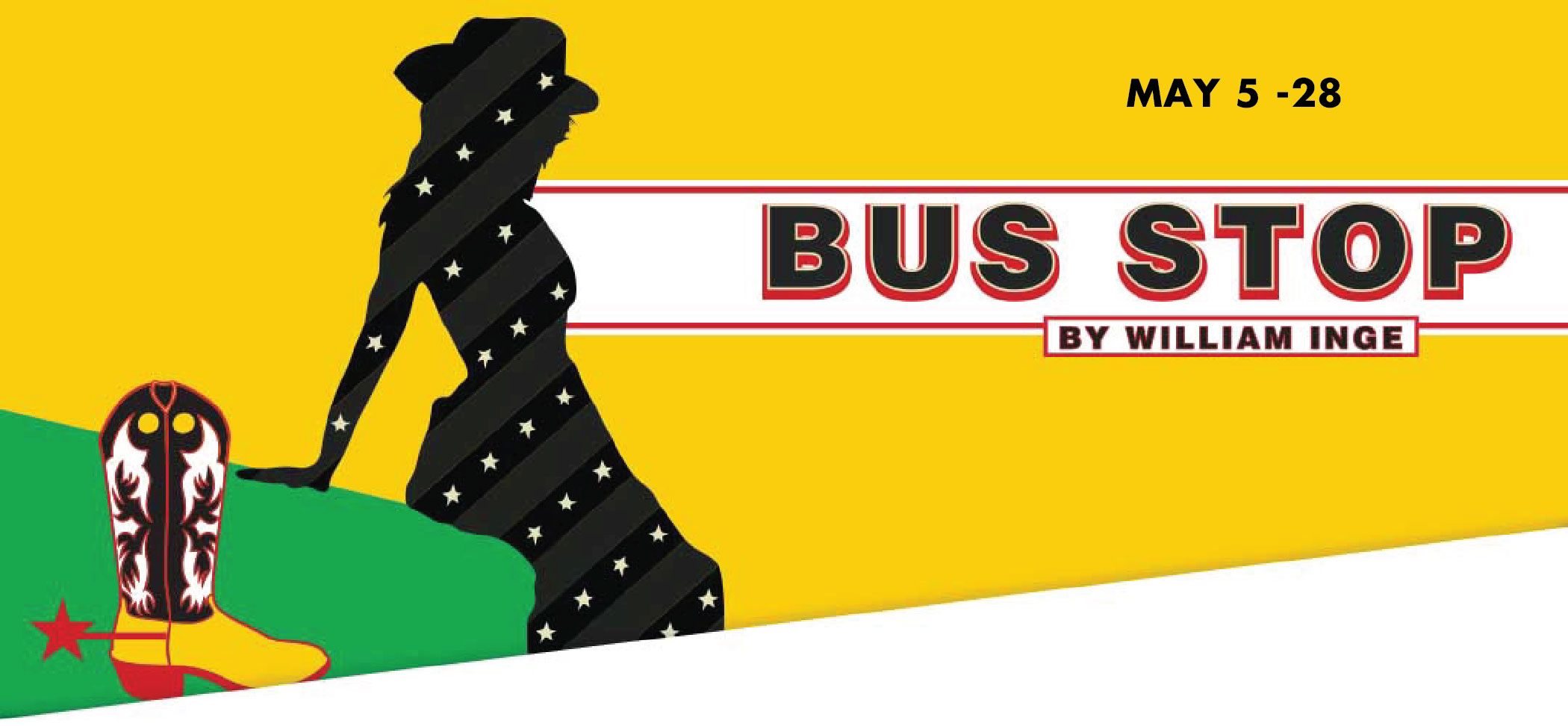 a review of inges play the bus stop Eclipse theatre company continues its season dedicated to the work of william inge with this 1955 play set in a kansas bus-stop cafe during a blizzard.
