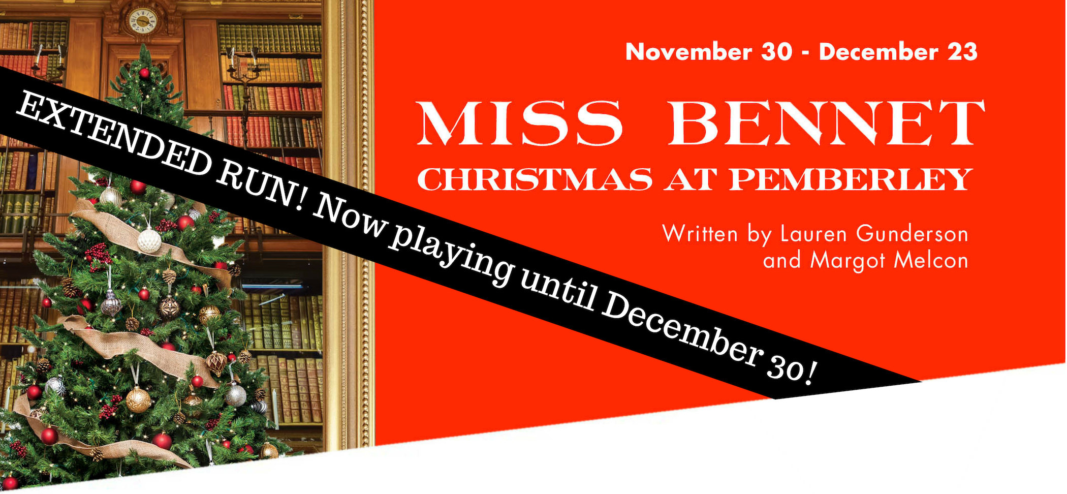 Christmas At Pemberley.Miss Bennet Christmas At Pemberley The Classic Theatre Of